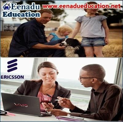 Ericsson Various Jobs
