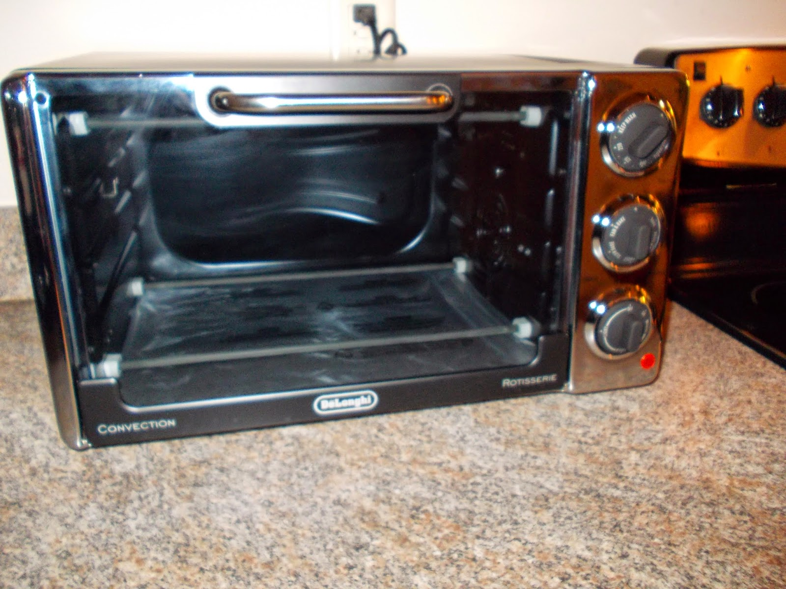 Angie S Frugal House How A Convection Oven Created A