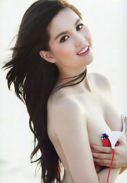 bikini Ngoc Trinh, anh sex Ngoc Trinh