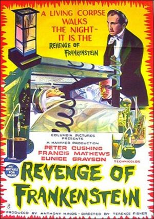 """vengeance and revenge of frankenstein """"vengeance is sweet"""" and """"revenge is a dish best served cold """"are two statements often used to describe revenge , but in british literature the idea of revenge leads to tragedy this fact is evident in the stories frankenstein, hamlet, and beowulf."""