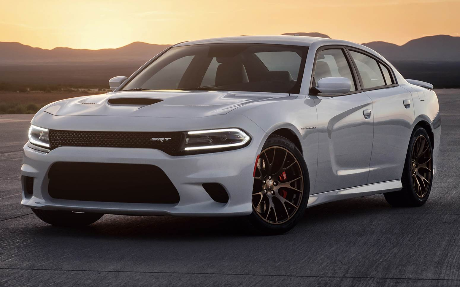 Dodge Charger Hellcat SRT