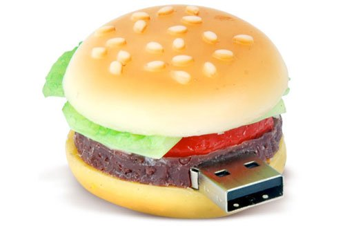 Hamburger Pendrive