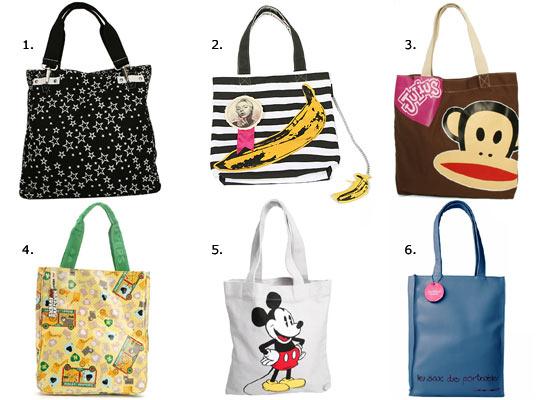 Bolsas de moda enero 2012 for Disenos de bolsos de tela