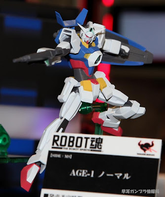 Robot Damashii (Side MS) Gundam AGE-1 Normal