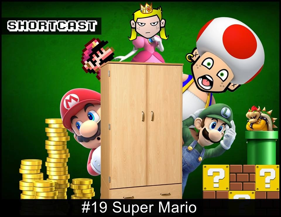 Shortcast #19 - Super mario