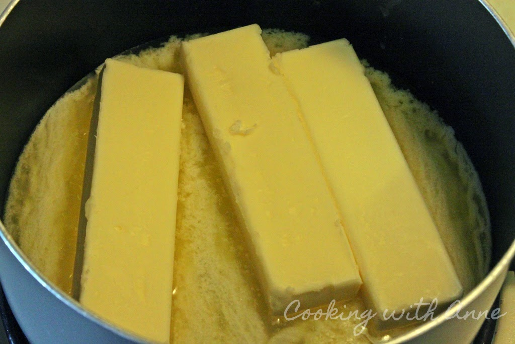 Making Clarified Butter