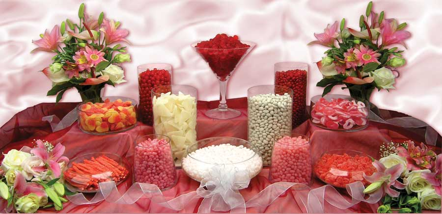 Guests enjoy with Candy Buffets : Easy Fundraising Ideas Really ...