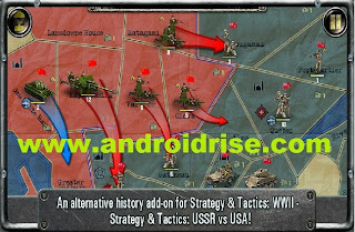 Strategy & Tactics:USSR vs USA Android Game