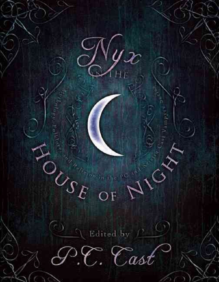 Book #41: Nyx In The House Of Night