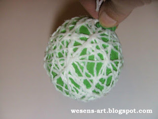 woolen ball 04     wesens-art.blogspot.com