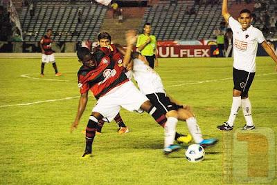 Botafogo-PB x Vitória