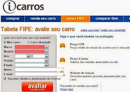 Tabela FIPE: avalie seu carro