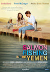 Salmon Fishing in the Yemen, International Poster