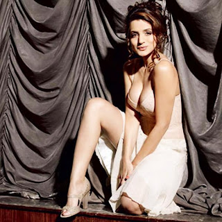 Amisha Patel in Man's World Magazine