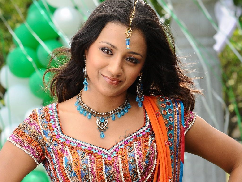 trisha hot  amp  sexy photo