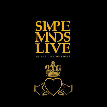 CDs in my collection: Live in the City of Light by Simple Minds