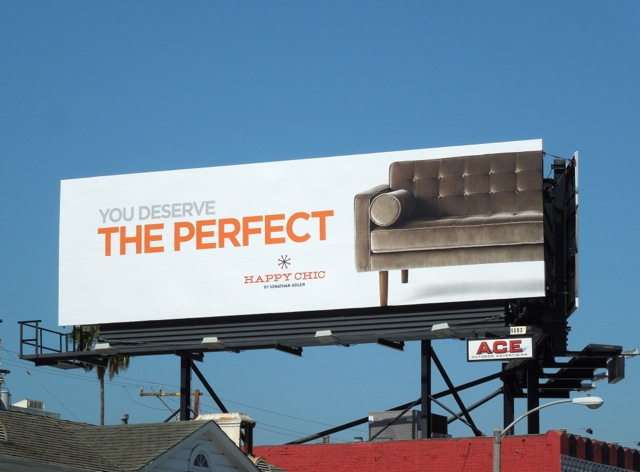 Daily Billboard The Perfect Parking Spot J C Penney Sofa