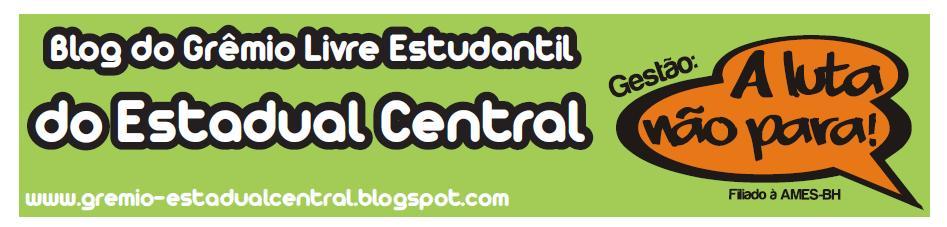 """GRÊMIO DO ESTADUAL - Gestão """"A Luta Não Para!"""""""