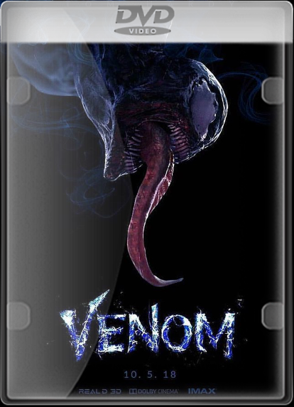 Pelicula Venom (2018) DVD5 LATINO/INGLES Online imagen