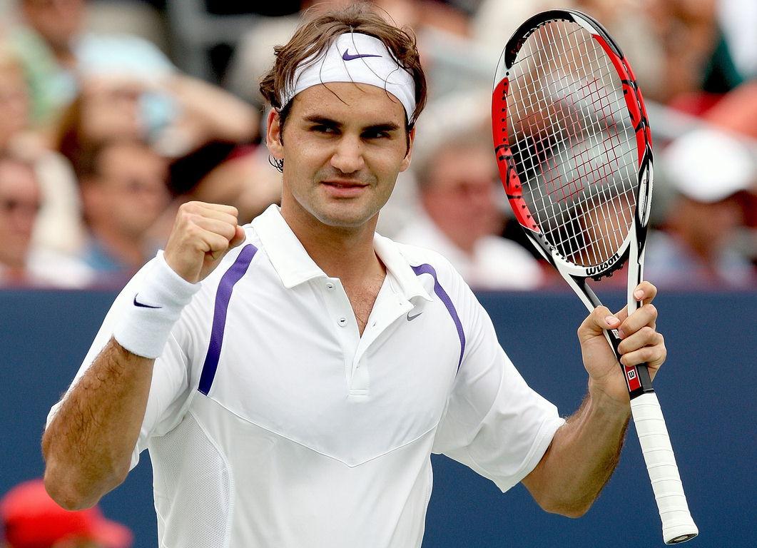 Imagenes de Roger Federer
