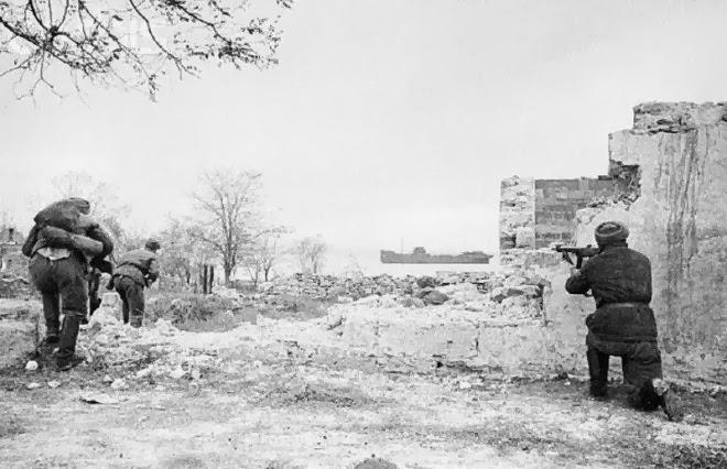 Крым вторая мировая война редкие