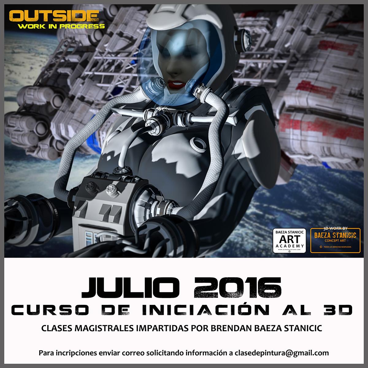 NUEVO CURSO DE MODELADO 3D.