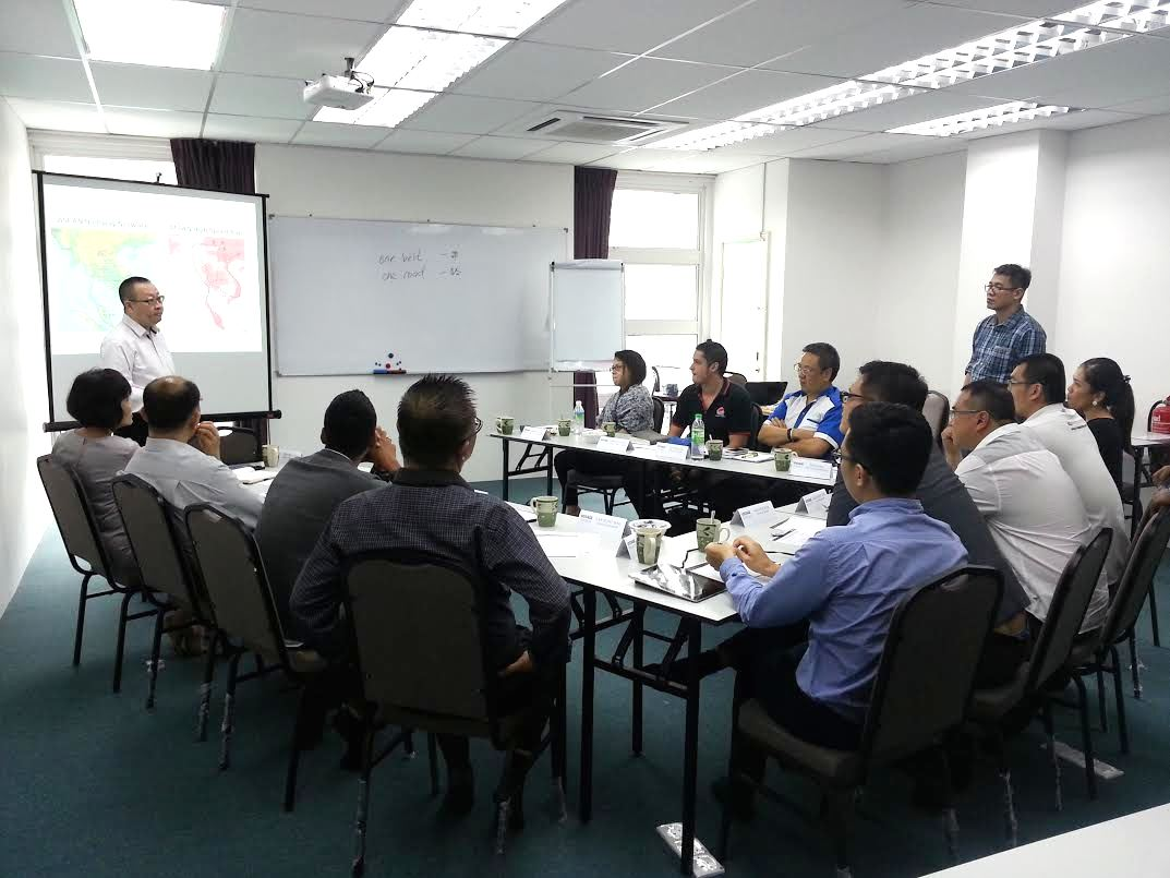 EDS Business School - Asia Pacific: EXECUTIVE TRAINING ROOM AT ...