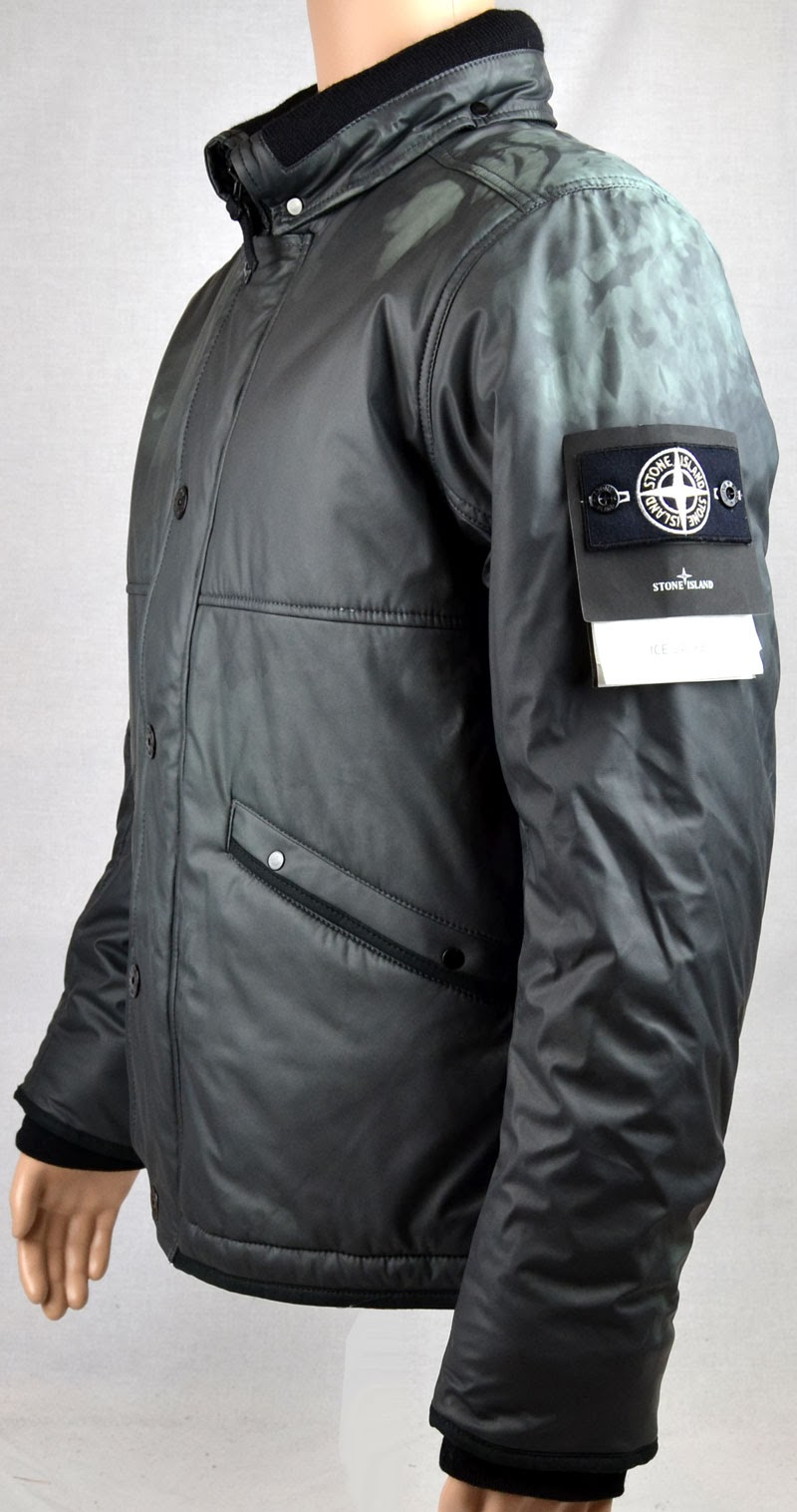 home of the finest designer menswear around stone island ice jacket j autumn winter 2013. Black Bedroom Furniture Sets. Home Design Ideas