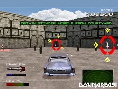 007 Racing PSX Game