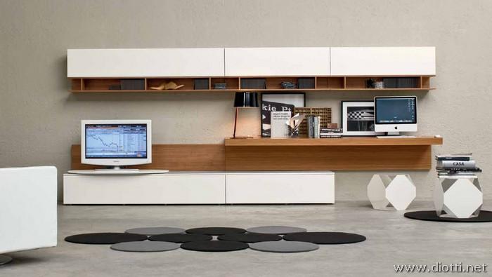 arredamenti diotti a&f - il blog su mobili ed arredamento d ... - Soggiorno Parete Attrezzata Ikea 2