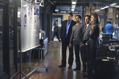 Castle S05E23. The Human Factor