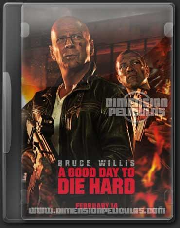 Duro de matar 5 (BRRip HD Inglés Subtitulada) (2013)
