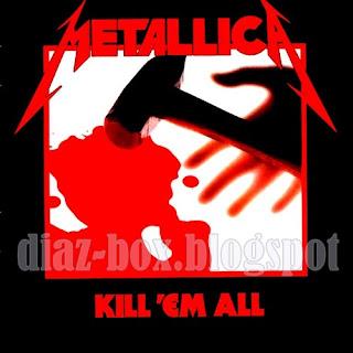 Metallica-Kill 'Em All (1983)