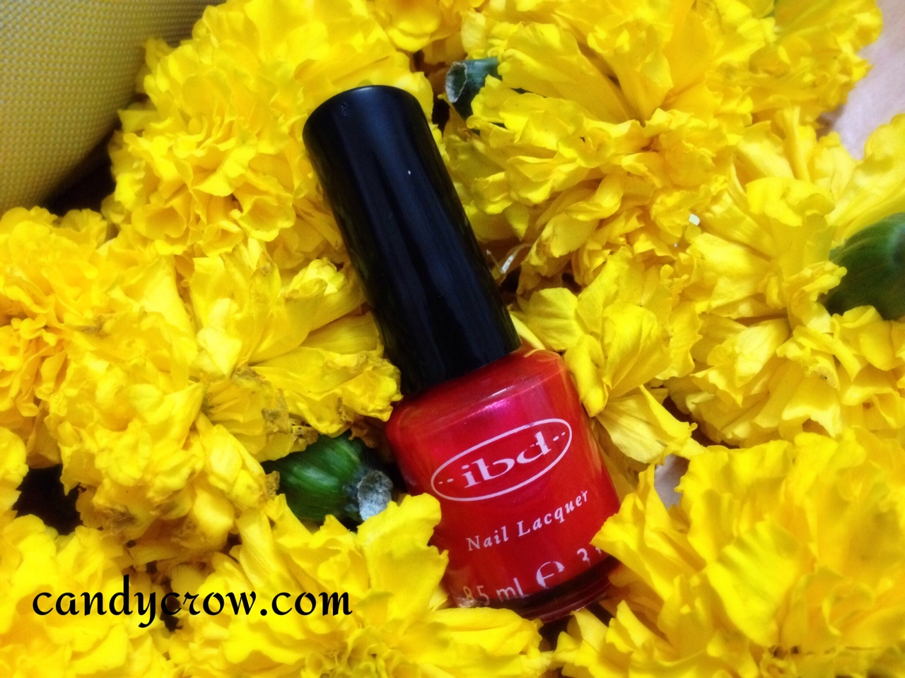IDB Nail Polish - Mango Mischief Review