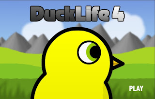 Duck Life 4 walkthrough.