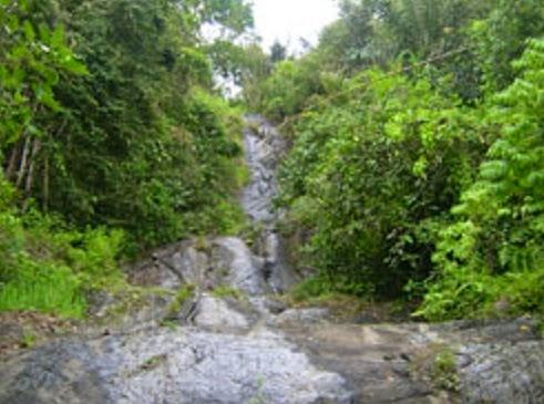 Tempat Wisata di Majalengka Air Terjun Cibali