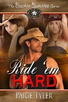The Buckle Bunnies Series: Ride 'em Hard