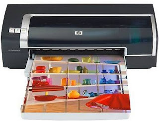 HP Deskjet 9800 Printer Driver Download