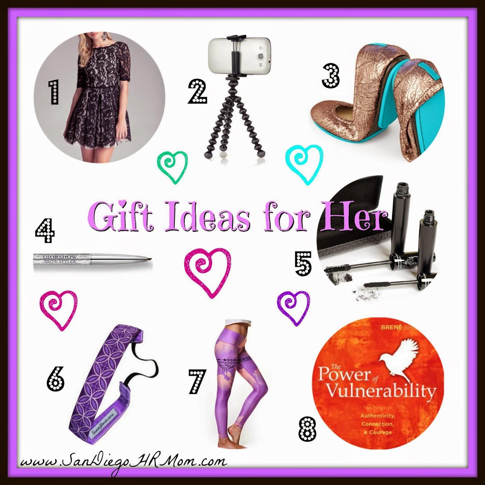 san diego hr mom: valentine's day - gift ideas for her