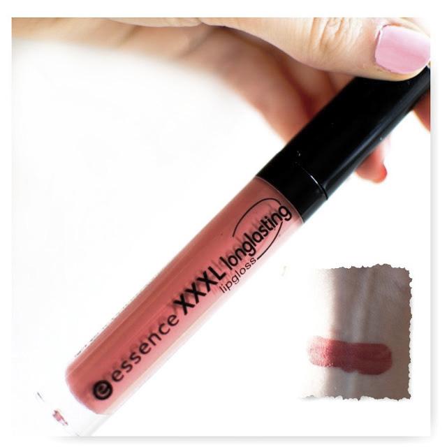 Essence xxxl longlasting matte effect lipgloss