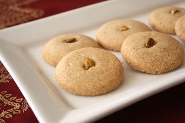 Naan Khatai Recipe By Chef Asad