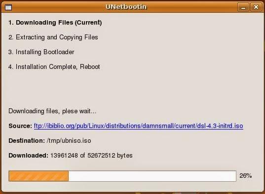 Instalar la última versión de Unetbootin en Ubuntu, unetbootin repositorio ubuntu,