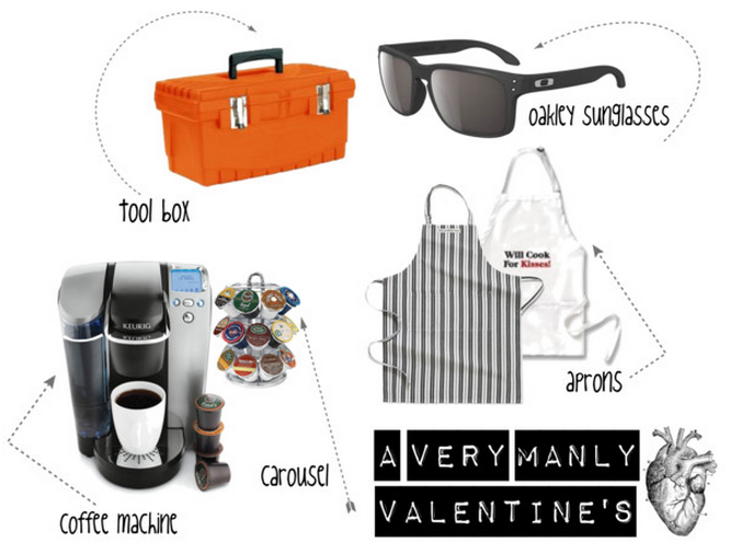 gift guide manly valentines - Manly Valentine Gifts