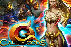 Браузерная онлайн игра Call of Gods