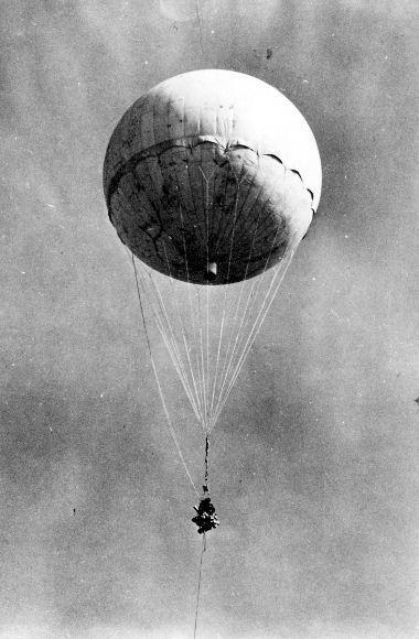 Bom balon Jepang