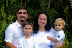 Jonathan, Kari, Elliot & Micah