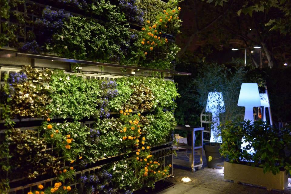 Air Garden en el Museo Reina Sofia Jardines verticales y