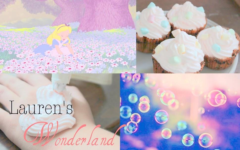 Lauren's Wonderland