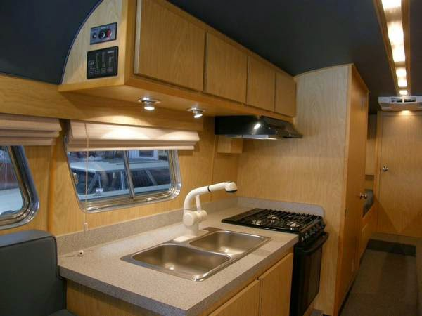1949 flxible clipper motorhome conversion