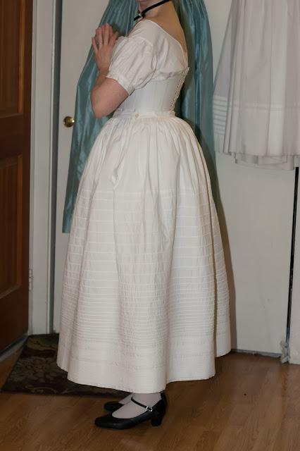 corded petticoat side